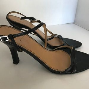 Unisa High Heel Sandals with Ankle Straps - Size 8